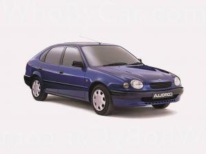 Toyota Corolla (E110) 1997 - 2001 (правый руль)