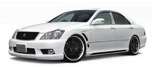 Toyota Crown XII (S180) 2003 - 2008 (правый руль)