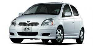 Toyota Vits I (P10, правый руль) 1998 - 2005