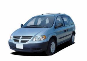 Dodge Caravan IV (2001 - 2007) 2 раздельных сидений (капитанские)