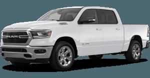 Dodge Ram IV (рестаил) 2013 - 2018