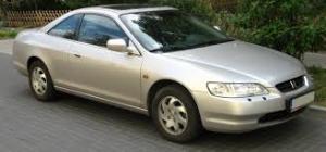 Honda Accord VI Coupe 1998 - 2002