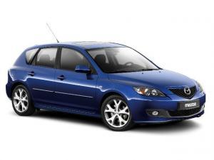 Mazda 3 (BK) 2003 - 2009 (хэчбек)