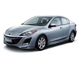 Mazda 3 (BL) 2009 - 2013 (седан)