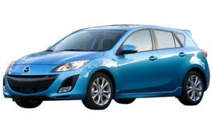 Mazda 3 (BL) 2009 - 2013 (хэчбек)