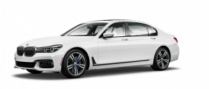 BMW 7 (F01) 2008 - н.в