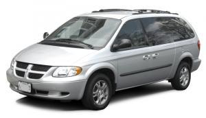 Dodge Caravan IV (2001 - 2007) (задний диван)