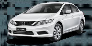 Honda Civic IX (седан) 2012 - 2016