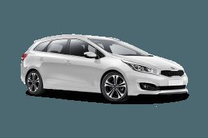 Kia Ceed II 2012 - 2018 (универсал)