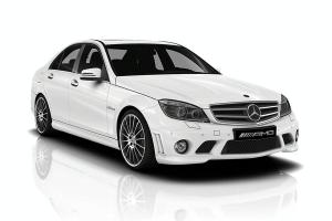 Mercedes С-класс W204 2011 - 2015 (рестайлинг)