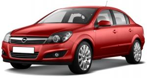 Opel Astra H (седан) 2004 - 2012