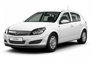 Opel Astra H (хетчбек) 2004 - 2012