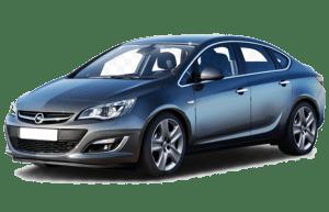 Opel Astra J (седан) 2010 - наст. время