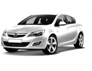 Opel Astra J (хетчбек) 2010 - наст. время