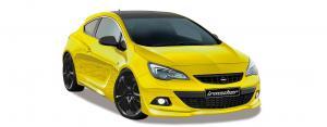 Opel Astra J GTC 2010 - наст. время