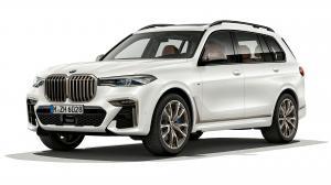 BMW X7 G07 2018-н.в. (7 мест)
