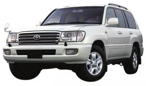 Toyota Land Cruiser 100 1998 - 2007 (правый руль)