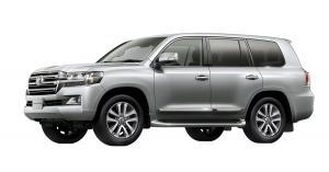Toyota Land Cruiser 200 2012 - н.в  (5 мест)