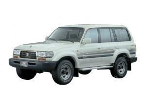 EVA коврики на Toyota Land Cruiser 80 1989 - 1997