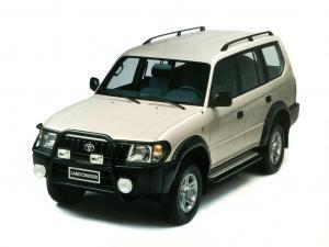 Toyota Land Cruiser  Prado 90 1996 - 2003 (правый руль)