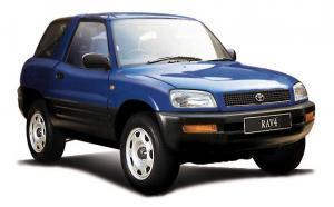 Toyota RAV 4 I (XA10, 3 двери) 1995 - 2000