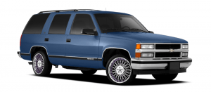 Chevrolet Tahoe II 1999 - 2007