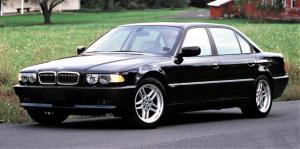 BMW 7 (E38) 1994 - 2001
