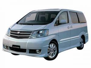 Toyota Alphard 2002-2008 I поколение (