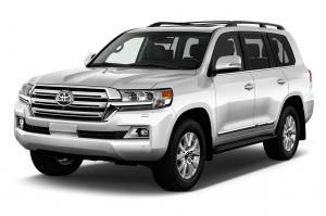 Toyota Land Cruiser  200 2012 - н.в  (7 мест)