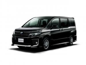 Toyota Voxy III R80 2014 - н.в 8 мест