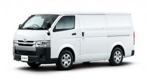 Toyota HiAce 2004 (H 200) 2004-2010 (правый руль)