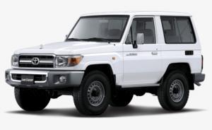 Toyota Land Cruiser 70 1984 – 2007 3 дв.