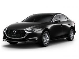 Mazda 3 (BP) 2019-н.в. седан