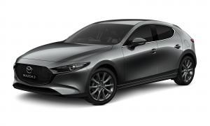 Mazda 3 (BP) 2019-н.в. хетчбек