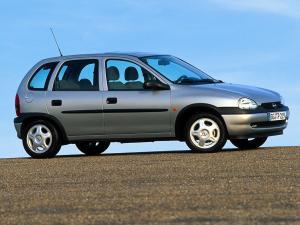 Opel Corsa B 1993 - 2000 (5 дверей)