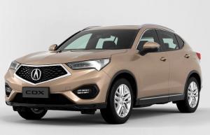 Acura CDX 2016-2020