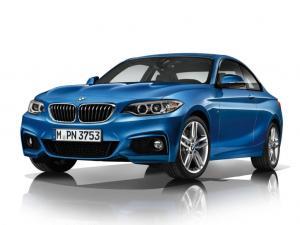 BMW 2 серия (F22) 2010-2020 (купе)