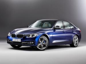BMW 3 (F30) (рестаил) 2016-2020