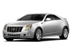 Cadillac CTS II 2007-2014 (купе)