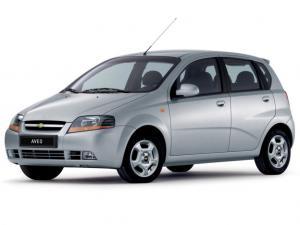 Chevrolet Aveo 2003 - 2012 (хэчбек)