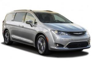 Chrysler Pacifica (RU) 2016 – н.в  (7мест)