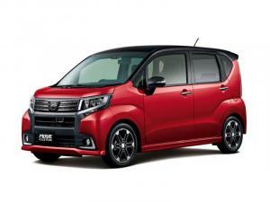 Daihatsu Move VI 2012-2020