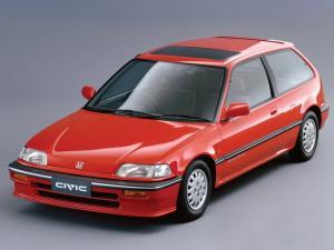 Honda Civic IV (3D) 1986-1996