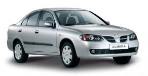 Nissan Almera (N16) 2000 - 2006 (седан)