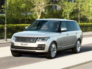 Range Rover IV 2017-2020 (рестаил) (long)