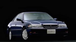 Toyota Mark/Сhaser/Cresta (100, правый руль) 1996 - 2000 4WD