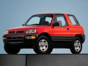 Toyota RAV 4 I (XA10, 3 двери) 1995 - 2000 правый руль