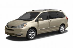 Toyota Sienna II 2003 - 2010