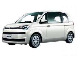 EVA коврики на Toyota Spade (правый руль) 2012-2020