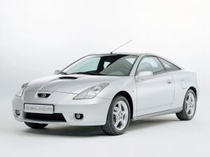 EVA коврики на ToyotaCelica (T230) 1999-2007